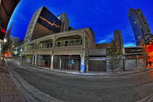 Downtown Miami IV by Aerostylaz