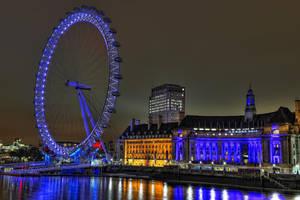 London at N8 II by Aerostylaz
