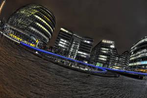 London at N8 III by Aerostylaz