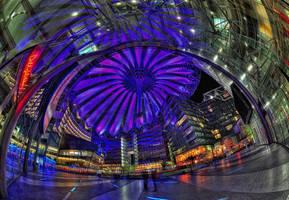 Sony Center Berlin by Aerostylaz