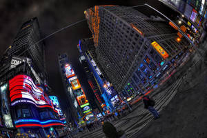 Times Square IV by Aerostylaz