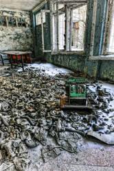 Chernobyl #1 by Aerostylaz
