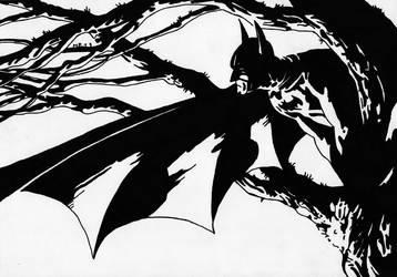 Batman#2 by JOrte