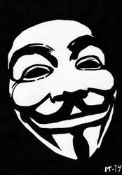 Guy Fawkes by JOrte
