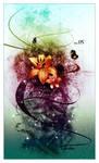 .Lilly Galaxy by kakiii