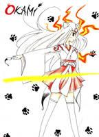 .Amaterasu. by Betsu-Myah