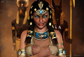 Desert Queen by Something-Wycked
