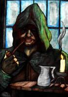 Aragorn - Strider by XantheUnwinArt
