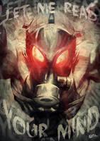Psycho Mantis by Austh