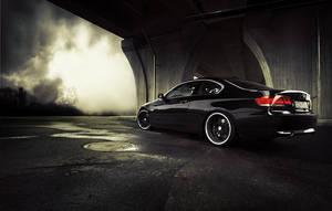 BMW 335 NYC part5 by dejz0r