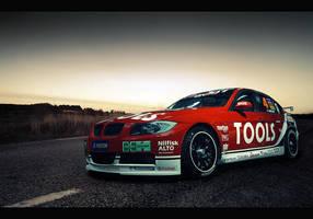 BMW E90 - wtcc - by dejz0r