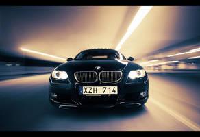 BMW 335 - FIRE IT UP by dejz0r