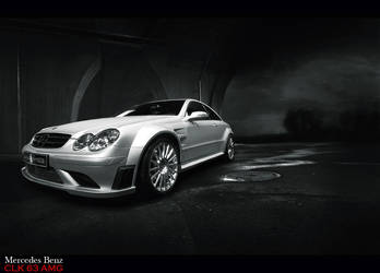 Mercedes CLK 63 AMG by dejz0r
