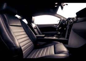 Mustang interior .1 by dejz0r