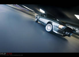 Teaser - Shelby GT500 ELEANOR by dejz0r