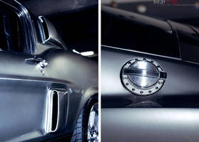 Shelby GT500 - details - by dejz0r