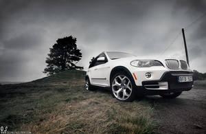 BMW X5 - the beast - by dejz0r