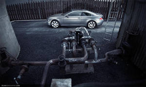 BMW 645 - By the pipes by dejz0r