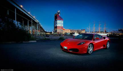 Ferrari F430 - Teaser by dejz0r
