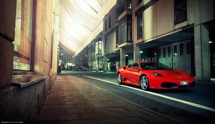 Ferrari F430  Coffee break TWO by dejz0r