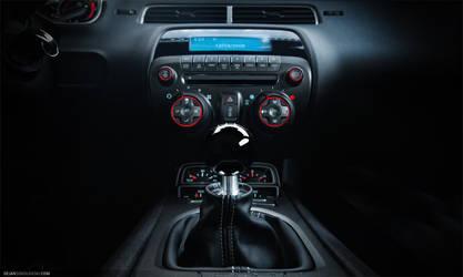 camaro SS - Interior 3 by dejz0r
