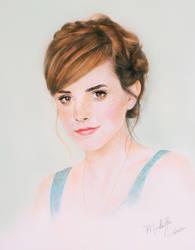Emma Watson by Michelle-Winer