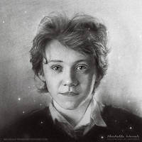 Ronald Weasley by Michelle-Winer