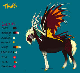 Tahkh Reference (unofficial) by Hietego
