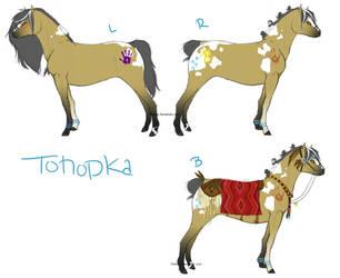 Tohopka Reference by Hietego