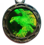 Altair's Eagle God Medallion artefact by AltairSky