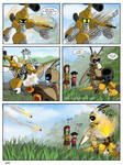 page 210 - Stickybeak - Suzumega Medabot by AltairSky