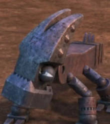 Dinotrux OC character - Banger by DragonPatrol95