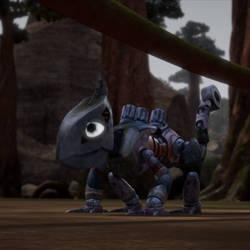 Dinotrux OC character - Boltz by DragonPatrol95