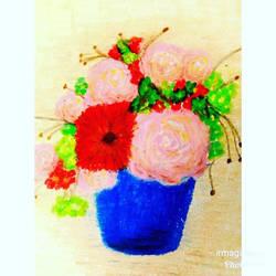 shining flowers by irmaGallerys