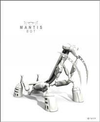Mantis Bot by loth