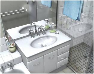 Bathroom, The by loth