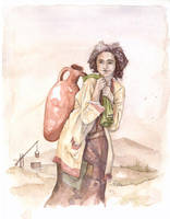 The watercarrier by Riana-art