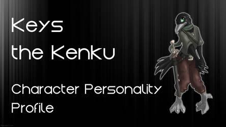 Character Profile Video: Keys the Kenku by characterconsultancy