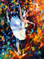 DANCE OF THE SOUL by Leonidafremov