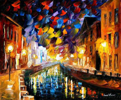 NIGHT CITY by Leonidafremov