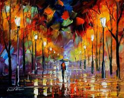 Dreams by Leonid Afremov by Leonidafremov