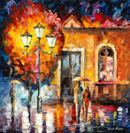 Love sonata by Leonid Afremov by Leonidafremov