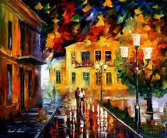 Imagination by Leonid Afremov by Leonidafremov