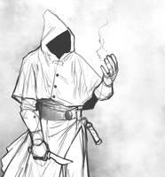 Sorcerer by lordFelwynn