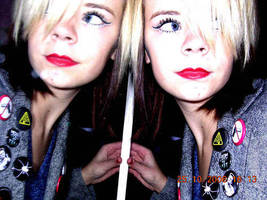 Two Of Me by Lindz-Photography