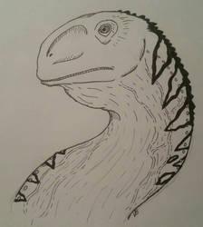 Puetrasaurus by darkdragonfiend