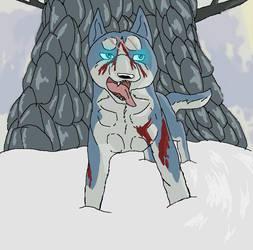 Guardian of Ohu by BlackWerewolf14