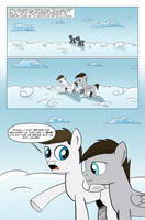 Fallout Equestria: Grounded page 1 by BoyAmongClouds