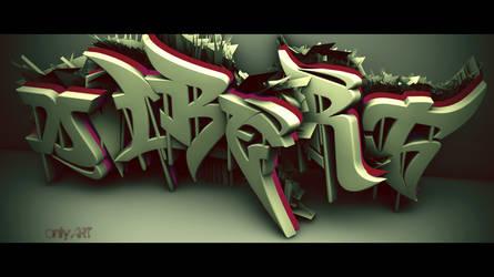 Only Make 2 Grafitty effect Finnal by OnlyProART