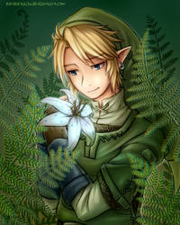 Fern Flower by Eeveetachi